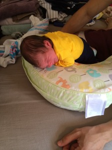 tummy time sleep