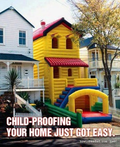 Child Proofing Your House